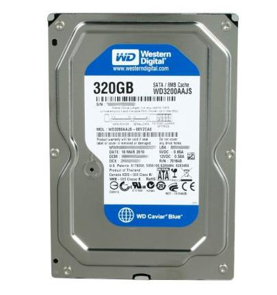Sata 160gb laptop