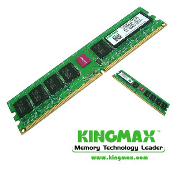 DDR3 Kingmax 4GB bus 1600