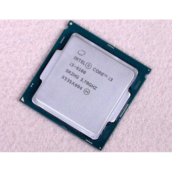 Cpu I3 6100+ Fan Zin