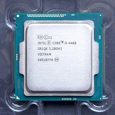Cpu- I5 4570+ Fan Zin